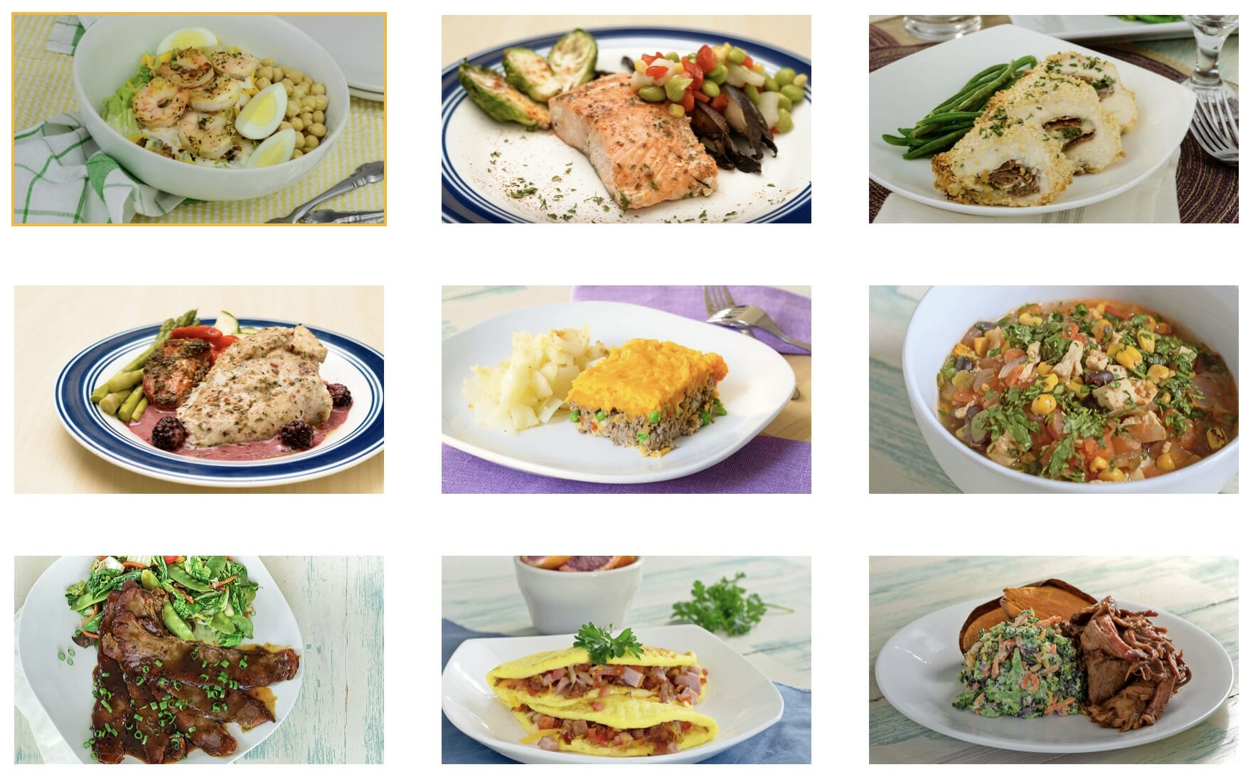 Fresh 'n Fit Cuisine - Atlanta meal delivery service