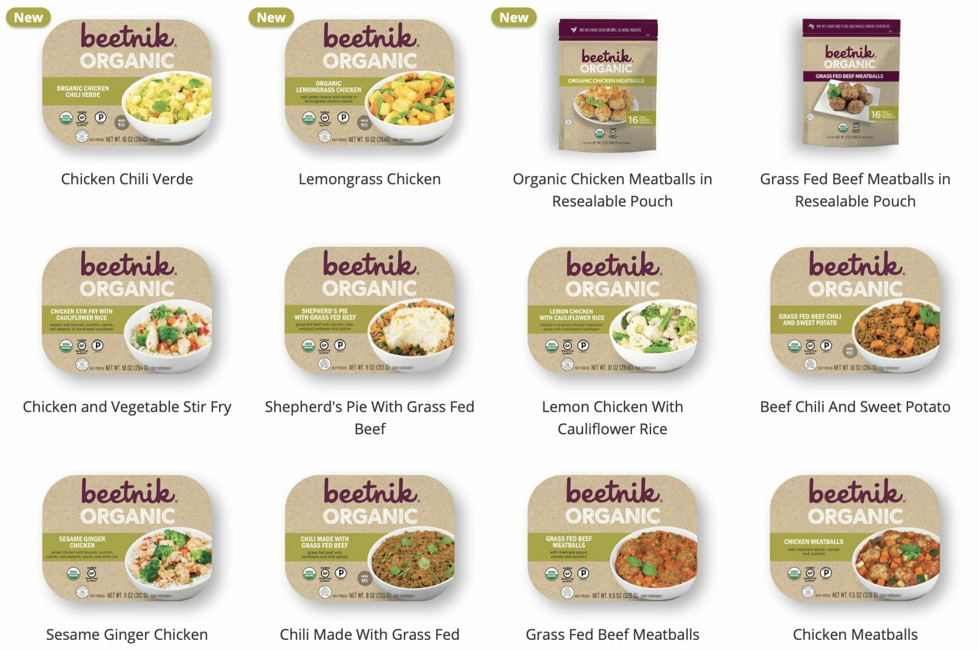 Beetnik - High-quality yet inexpensive meals