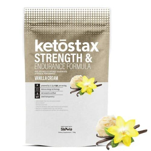 Ketōnd - Ketōstax Strength & Endurance