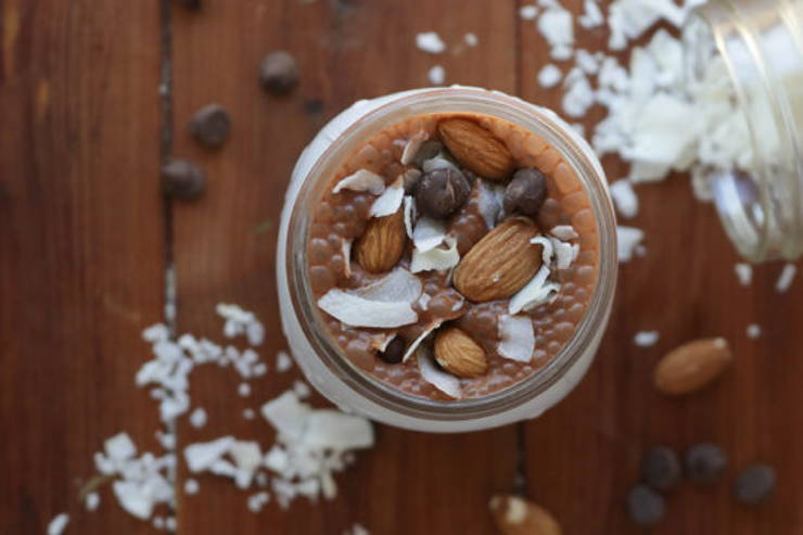 Chocolate Low-carb Protein Shake (Perfect Keto)