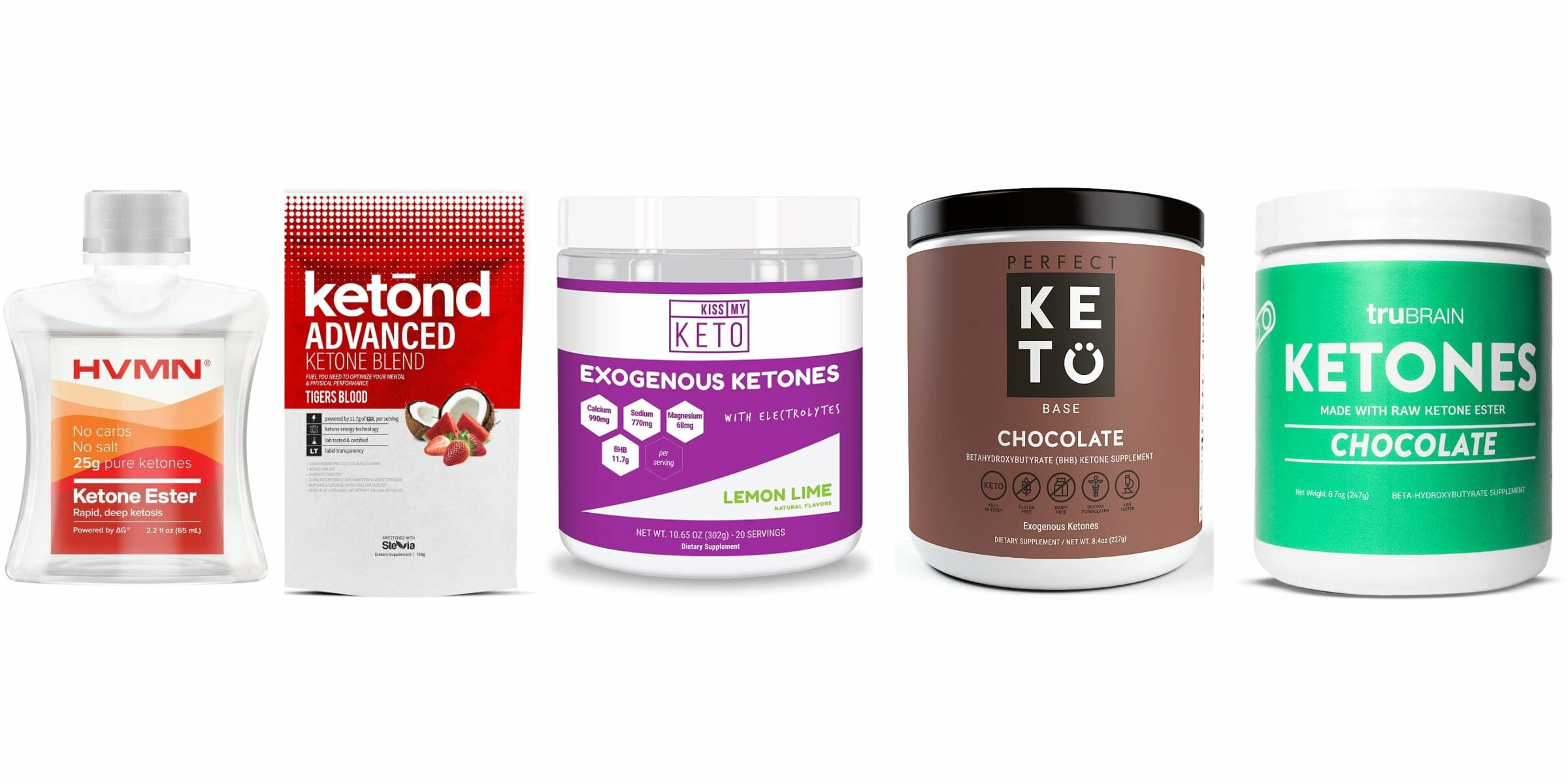 top ketone supplements