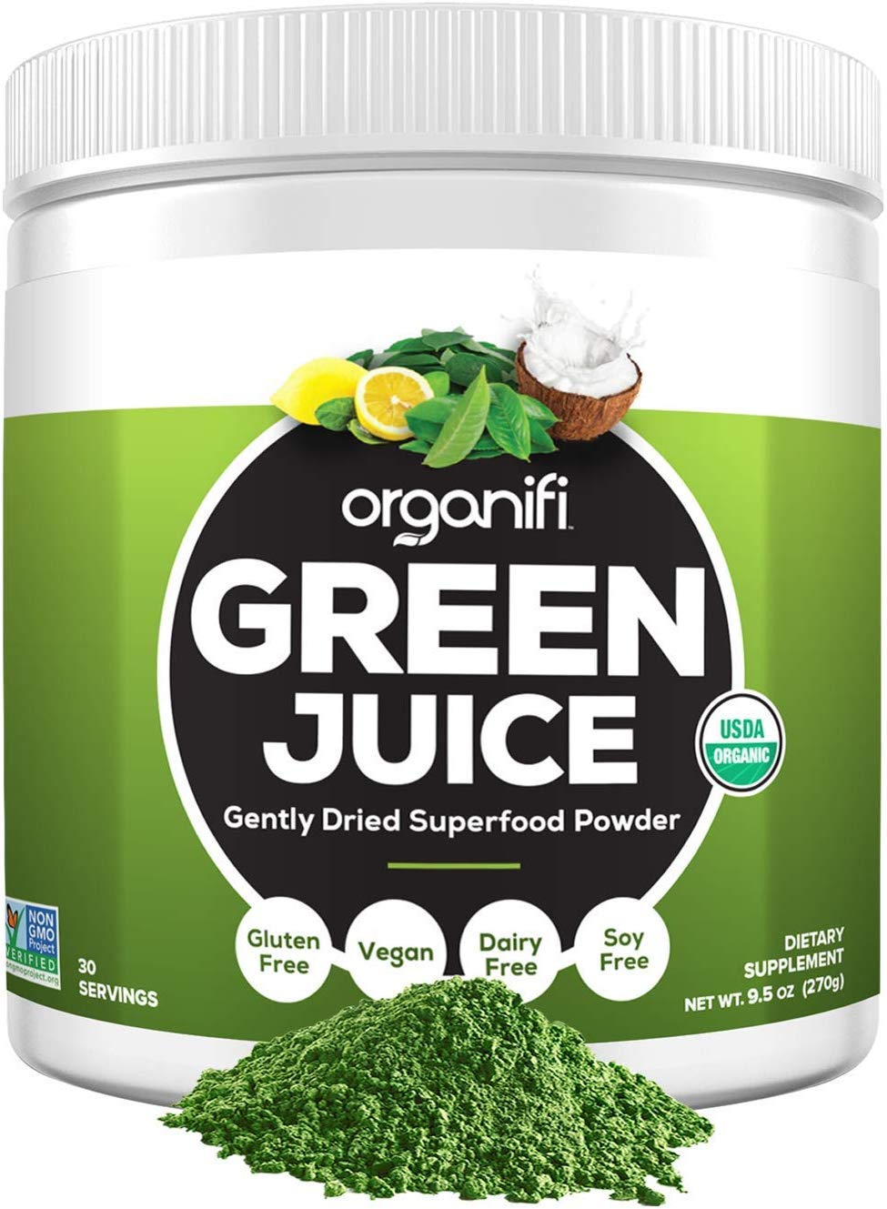 Organifi Green Juice Powder