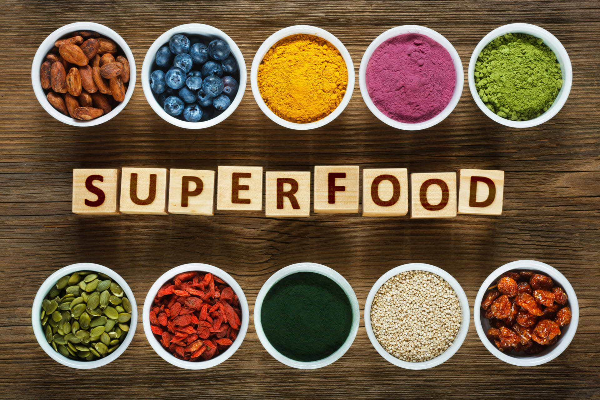 Superfoods  aren't as super as you might think