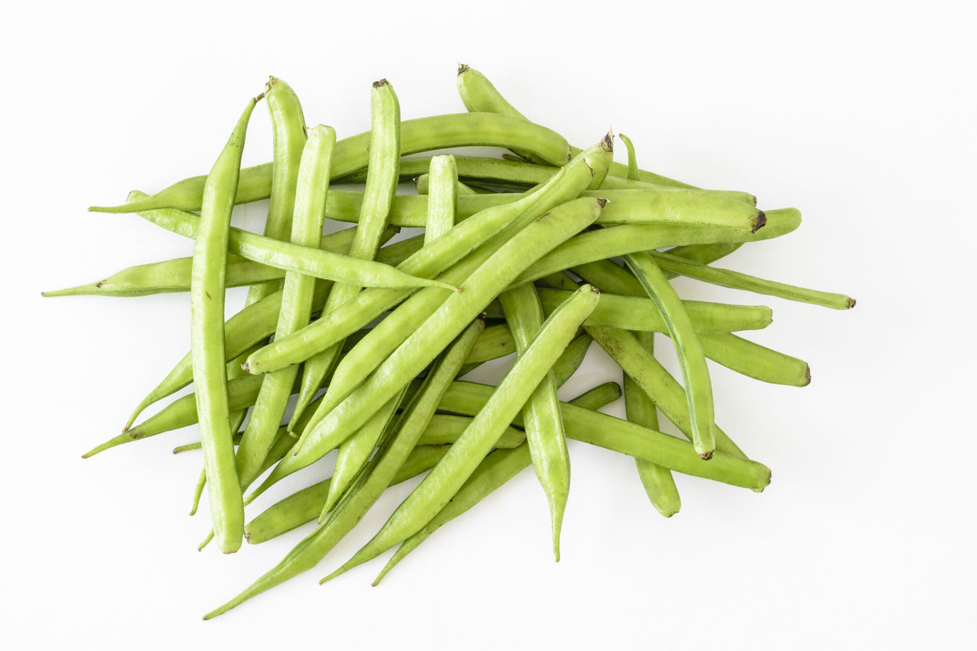 Organic Cluster beans or guar (Indian vegetable) and source of guar gum